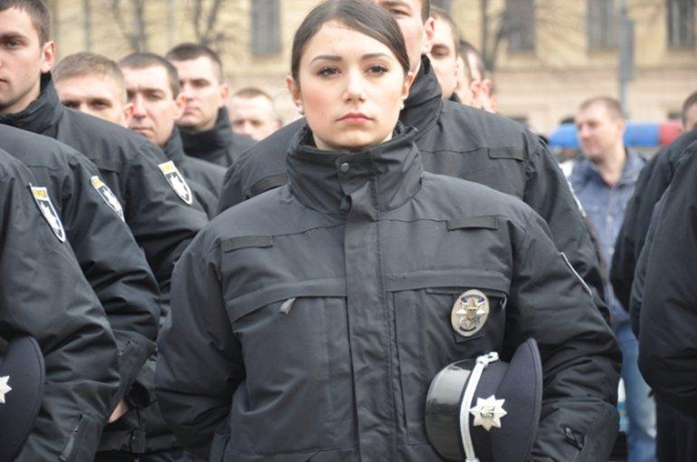 Новая патрульная полиция Житомир