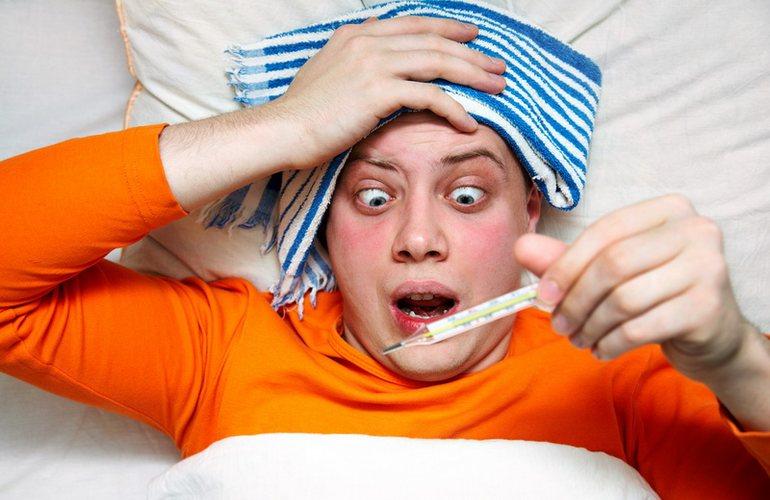 головная боль,градусник,грипп,постельный режим,температура,блог,блоггер,здоровье,статья,работоспособность,кпд