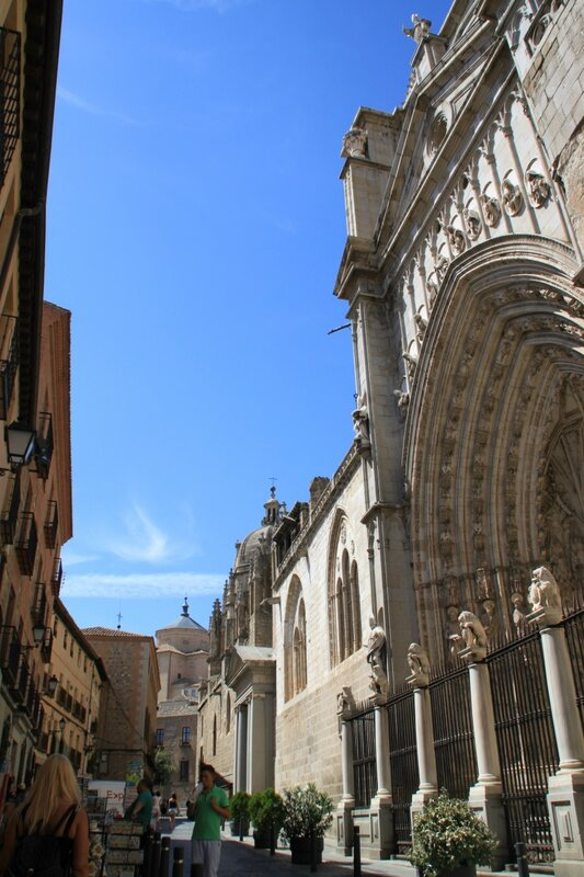 Толедо, собор Святой Марии (Toledo, St. Mary's Cathedral)