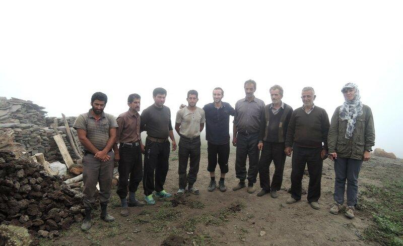 иранские пастухи