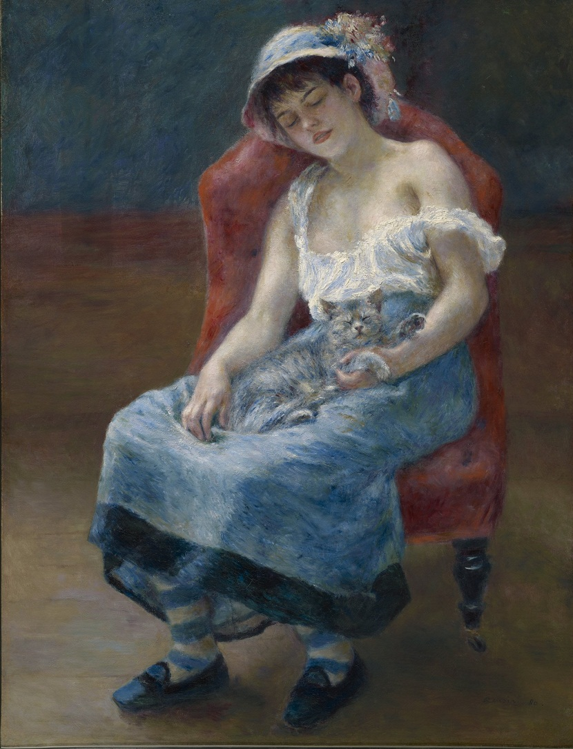 PIERRE-AUGUSTE RENOIR FRENCH, 1841�1919