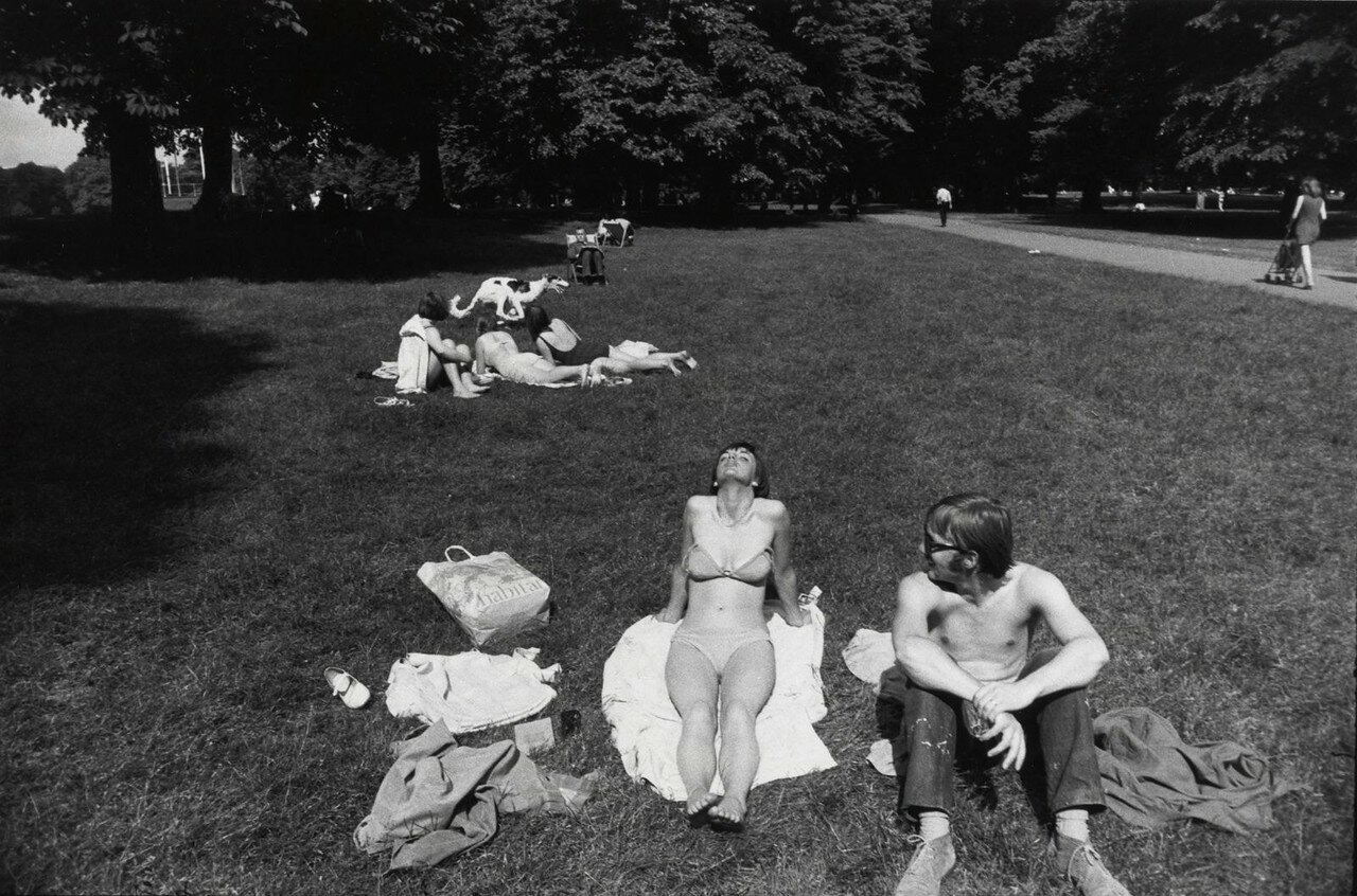 1969. Центральный парк, Нью-Йорк