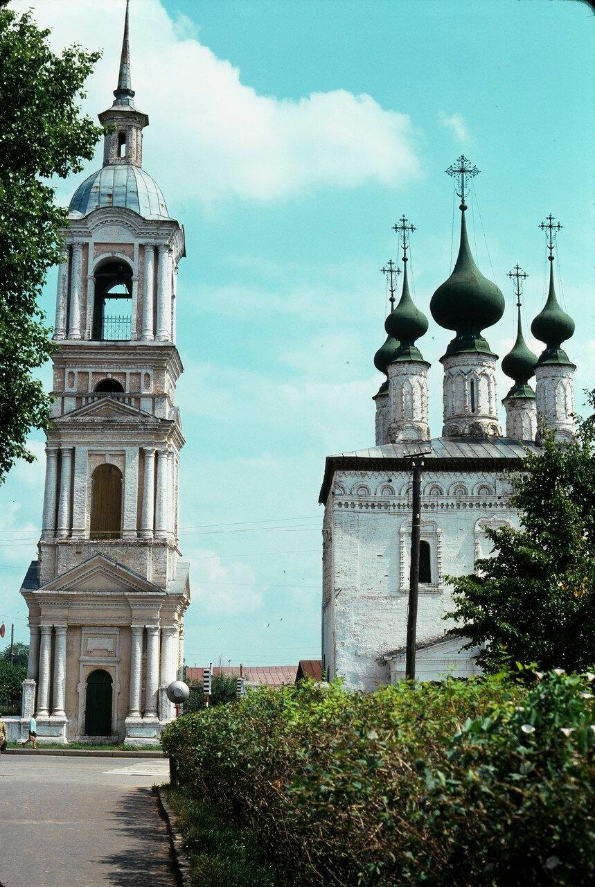 Суздаль. Церковь Смоленской иконы Божьей Матери