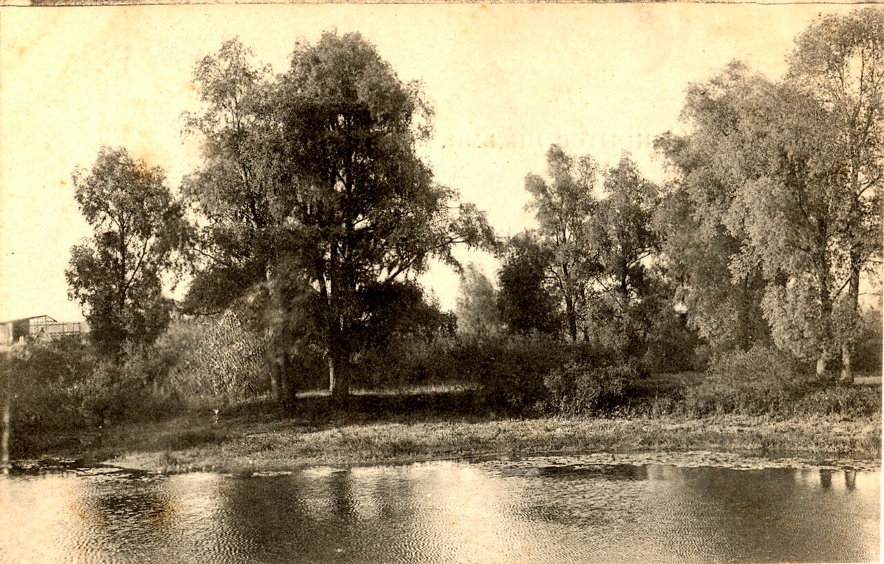 Окрестности Казани