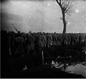 29. 1914. Австрийские военнопленные. Голишовец, Галиция