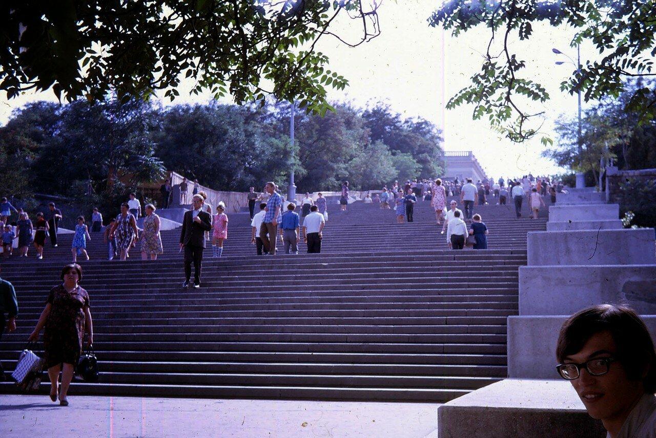 Одесса. Потемкинская лестница