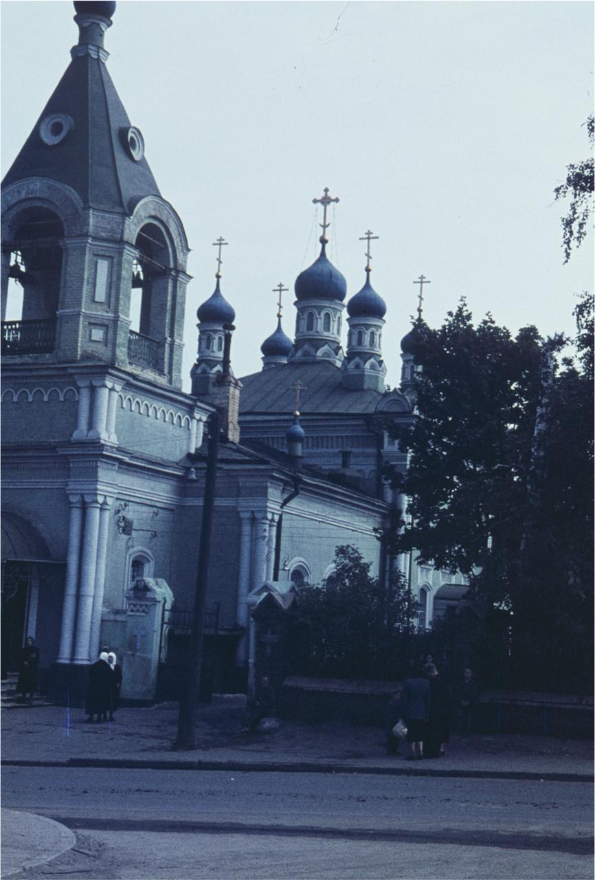 Церковь в Троице-Сергиевой лавре