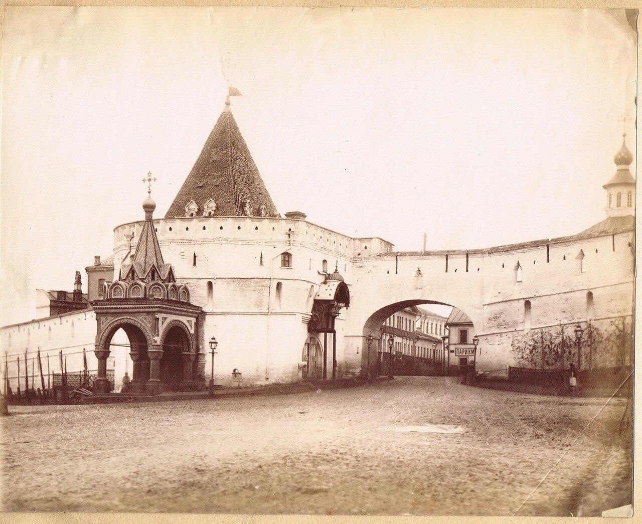 738. Варварские ворота Китай-города