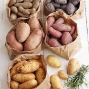 Мешки с картошкой