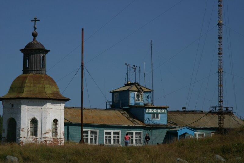 Соловки - острова Большая и Малая Муксалма