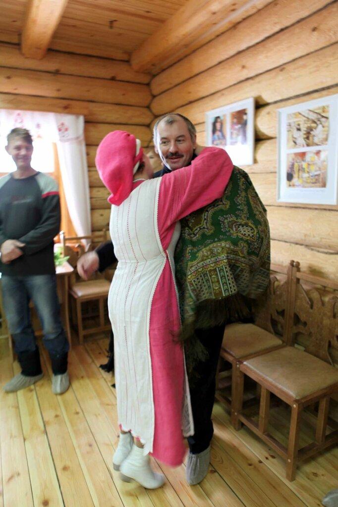 Масленница - танец с платком 2
