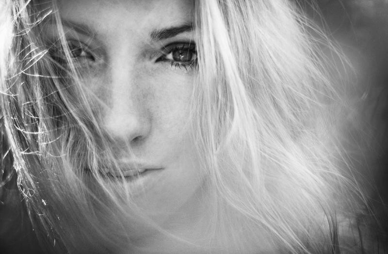 Красивые женские портреты часть 4