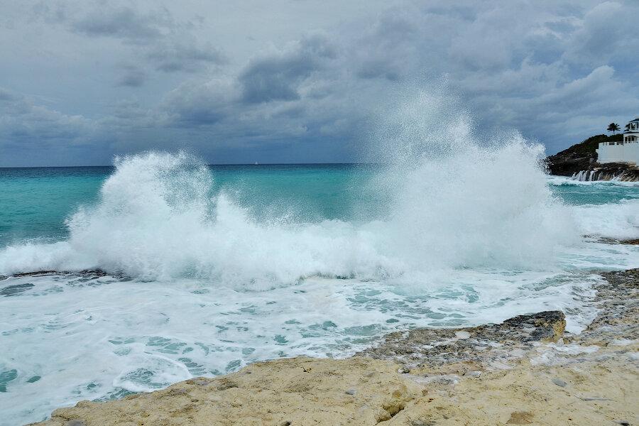 круизы по южным карибам, доминика, барбадос, сент-люсия,  сен-мартен
