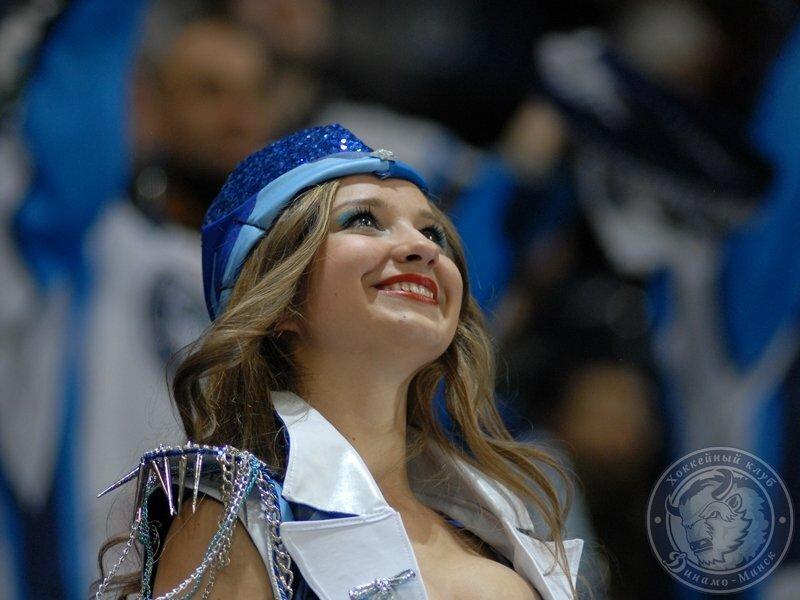 «Динамо» Мн vs «Спартак» 4:3 ОТ 3-й матч 1/4 финала Кубка Надежды 2013 (Фото)