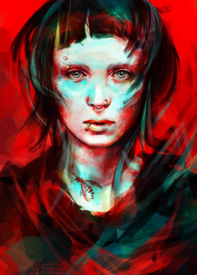 Художник-иллюстратор Alice X. Zhang