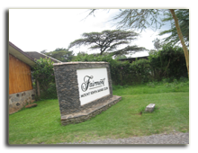 Кения. Fairmont Mount Kenya Safari Club