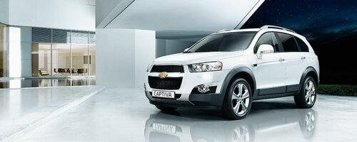 Новинки компании Chevrolet