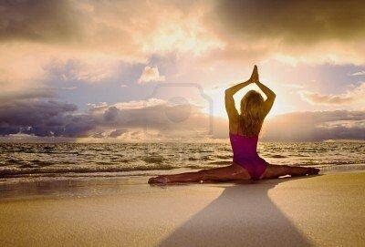 Хорошая система йоги для женщин