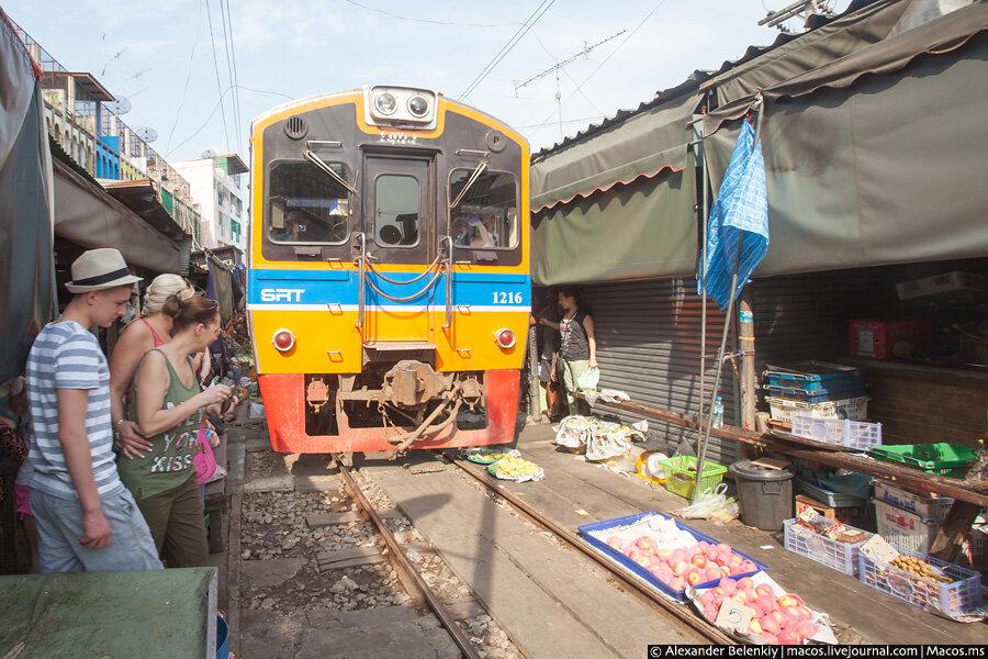 Таиланд, часть 10. Два базара