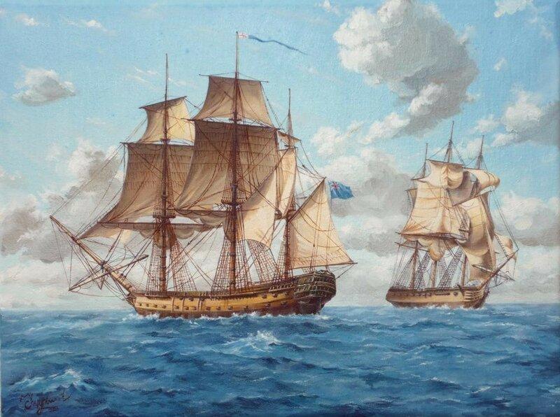 Ответ Екатерины Великой на морской разбой Англии