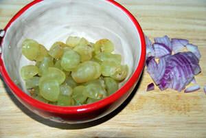 Виноград для сальсы