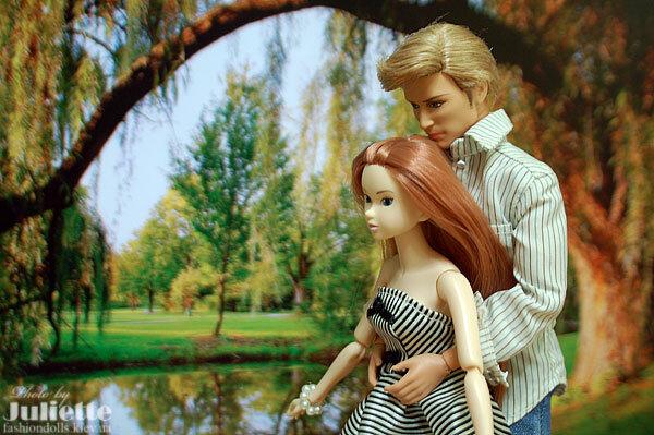 Liz and Josh