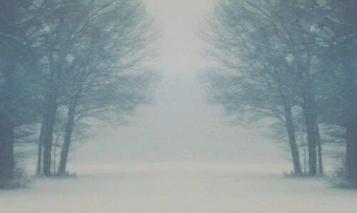 Зимние пейзажи Оливера Латта