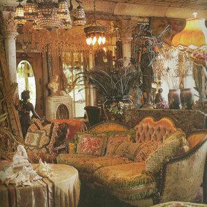 Интересный дом в стиле БОХО