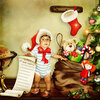 Скрап-набор Busy Santa Claus 0_b9b61_4225450e_XS