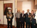 Главный корабельный старшина В.Н.Корбаков встречает фронтовых друзей..JPG