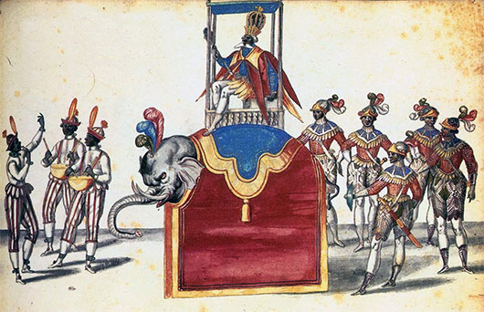 Король растеряха. Короткая сказка о том как король растеряха искал потерянную корону.