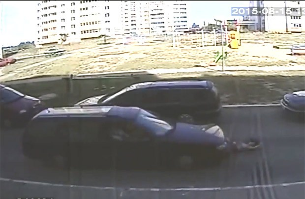 В Мозыре автомобиль сбил 7-летнего ребенка