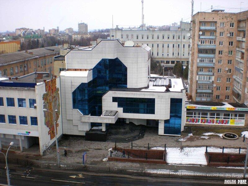 вулиця Соборна (Ленінська). Фото: 30.03.2013