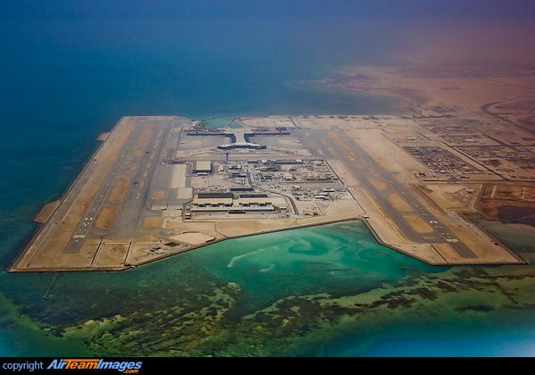 Международный аэропорт в Доха,