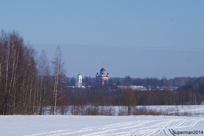 Срасо-Бородинский монастырь