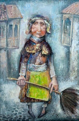 Эмзар  Хабулиани.