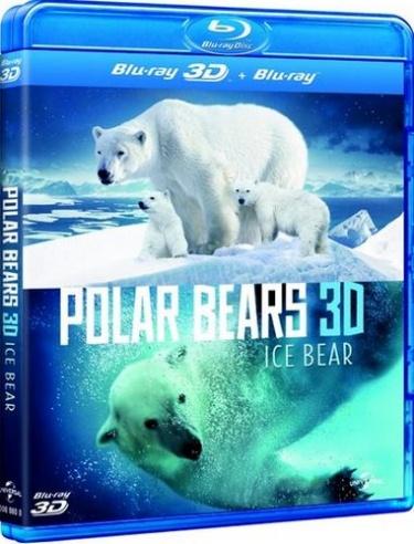 Полярные медведи / Polar Bears: A Summer Odyssey (2012) BDRip