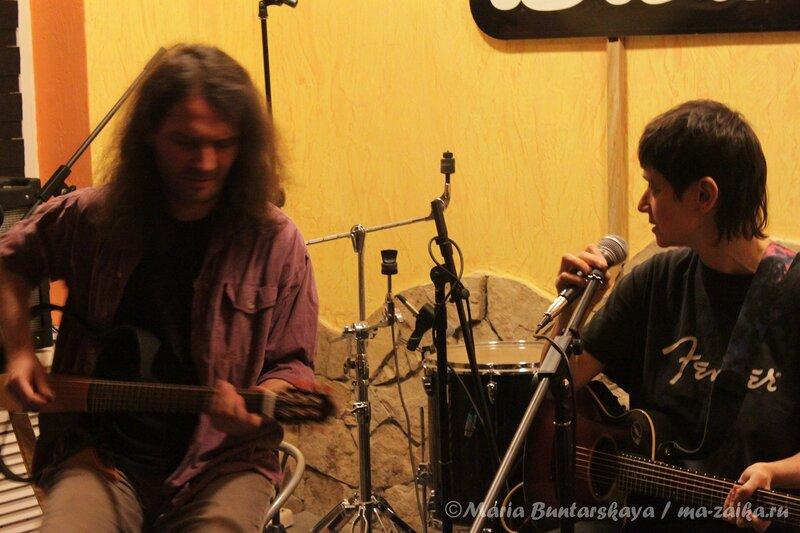 Умка в Саратове, Gordon Blaze, 13 декабря 2012 года