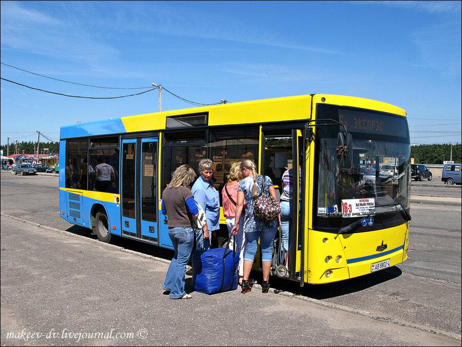 18. Кроме больших автобусов