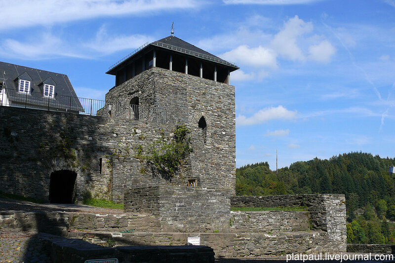 крепость Моншау