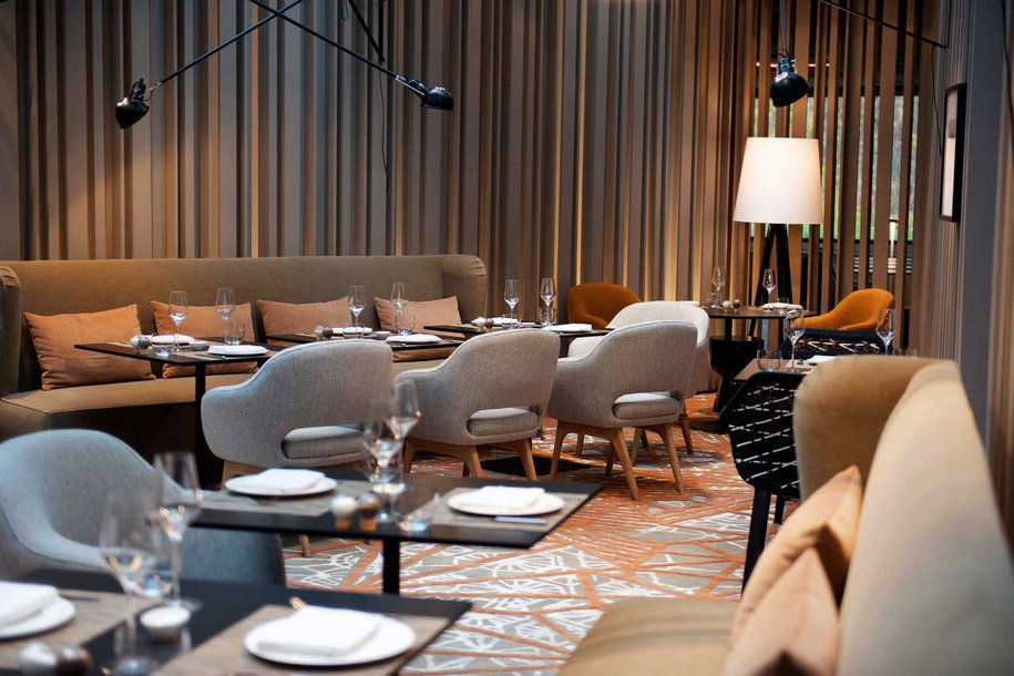 Отель Das Stue Hotel в Берлине