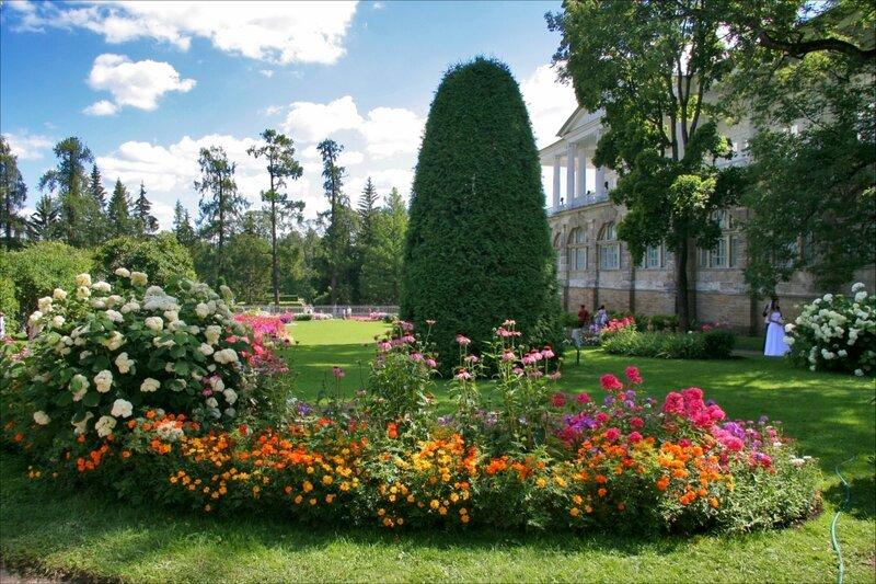 Екатерининский парк, Фрейлинский садик