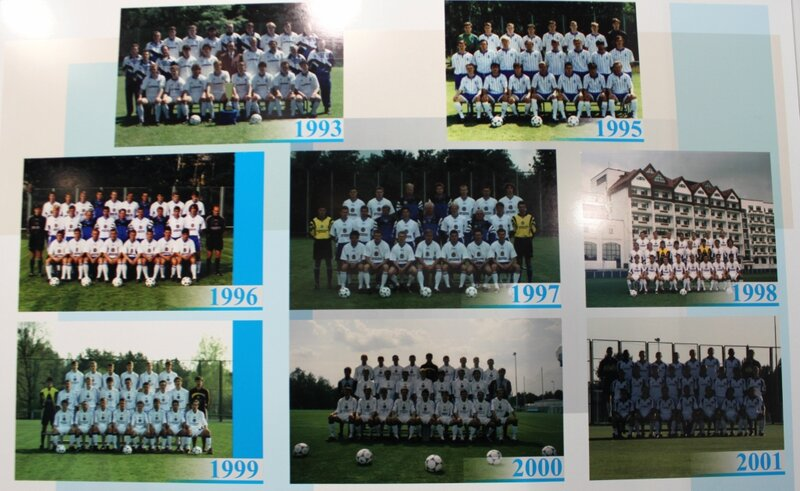 Динамо Киев 90-х годов