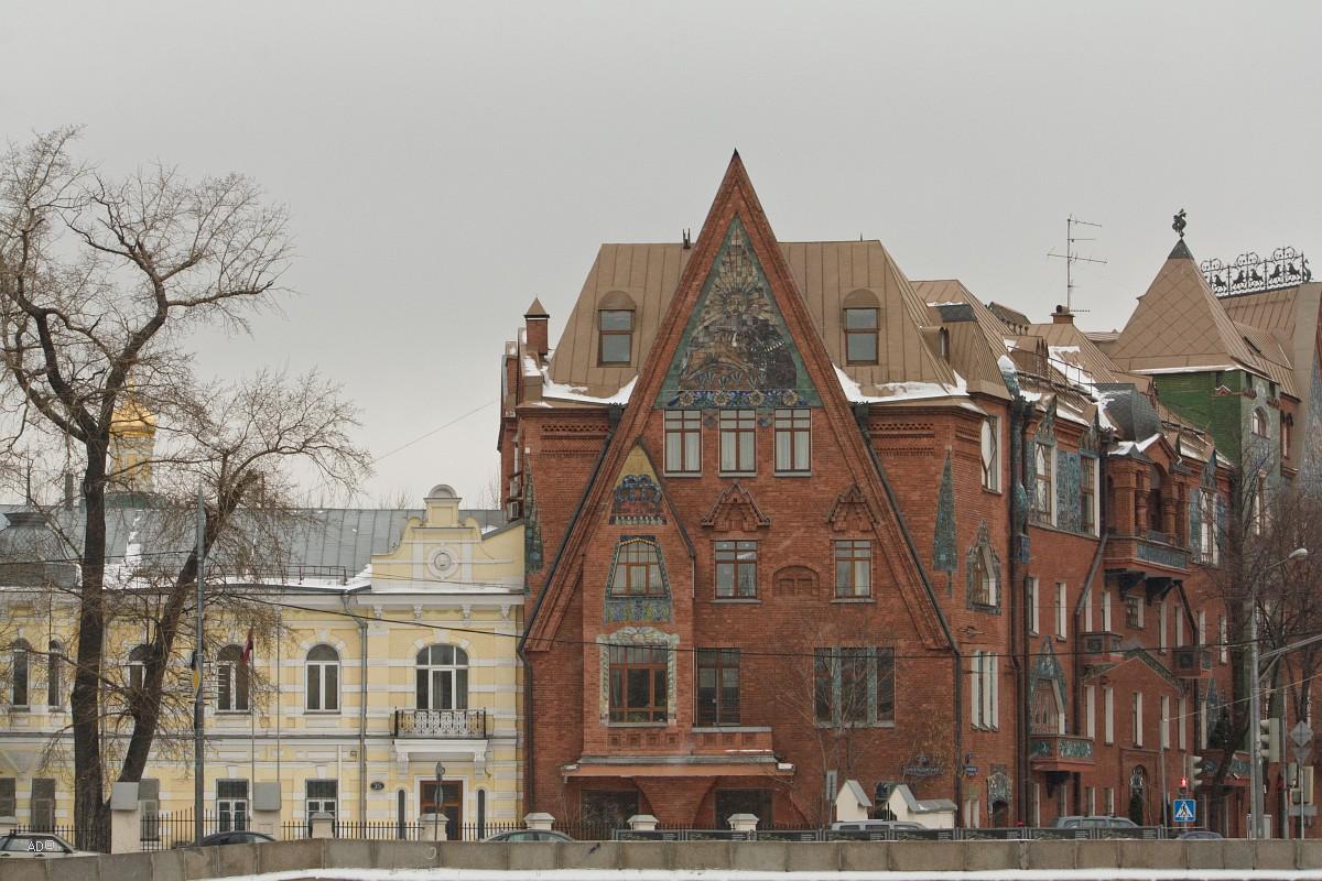 Жилой дом Перцевой