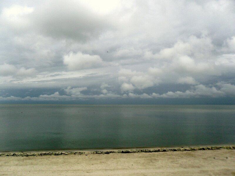 На майском берегу