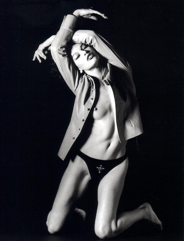 Milla Jovovich / Милла Йовович - портрет фотографа Грега Гормана / Greg Gorman
