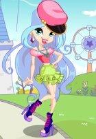 Аватарки Винкс и мои рисунки +игра одень принцессу winx!
