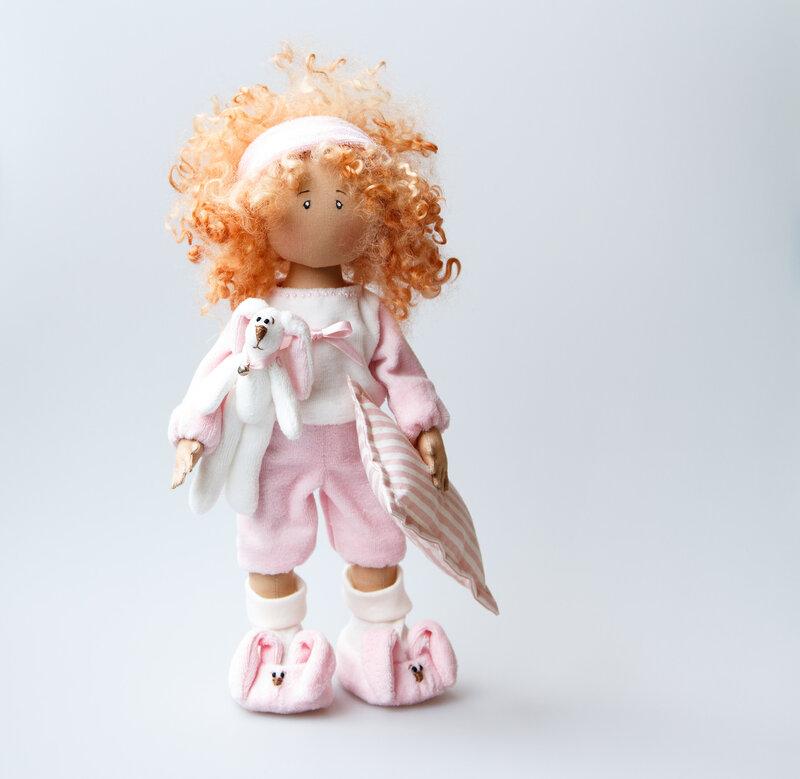 кукла засоня