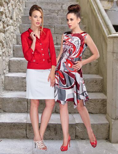 Модные платья и юбки для весенне-летнего сезона 2013