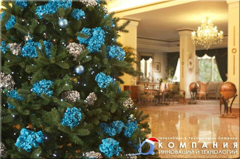 Vi auguriamo Buon Natale e un felice Anno Nuovo!